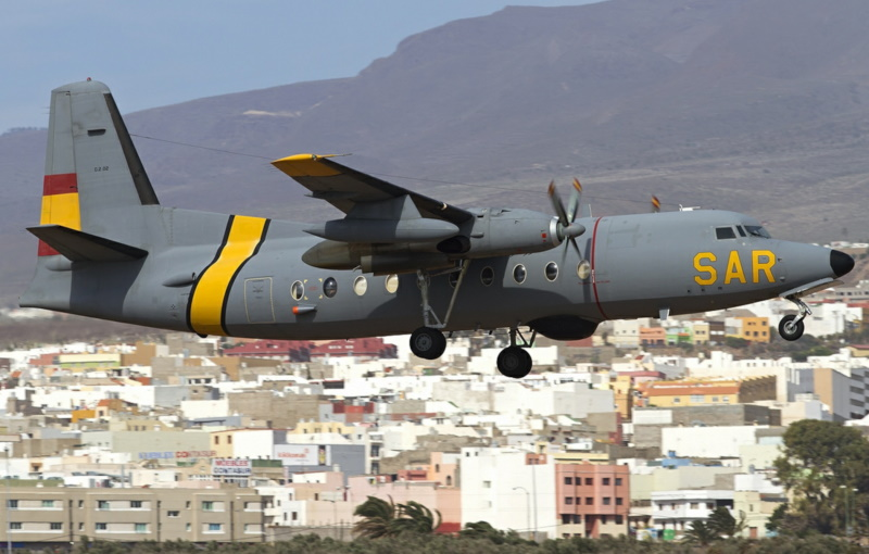 Fokker F27-200MAR of Spanish Air Force