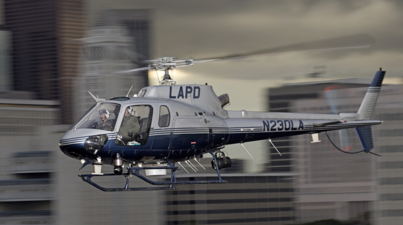 Airbus Helicopters AS 350B2 Ecureuil