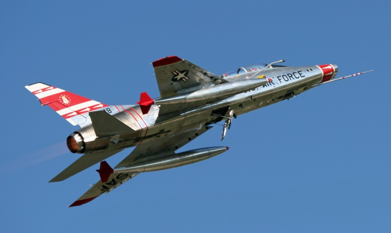 F-100 ZEL launch