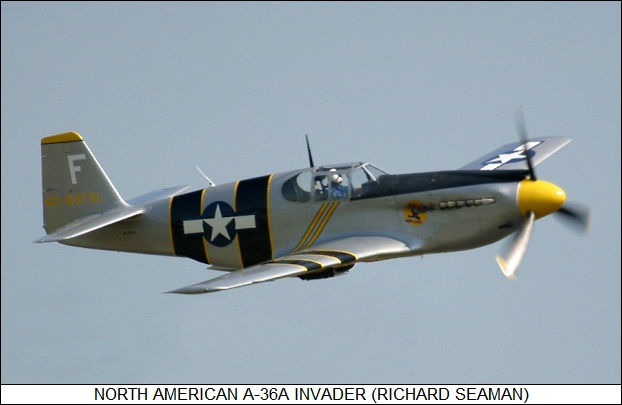 North American A-36A Invader
