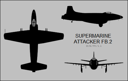 Supermarine Attacker FB.2
