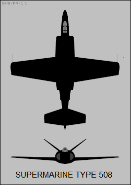 Supermarine Type 508