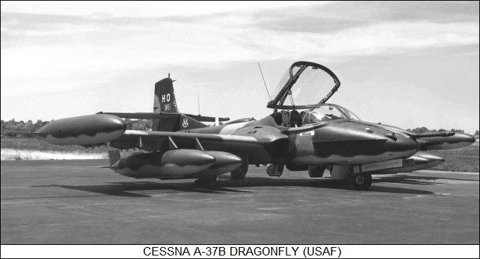 Cessna A-37B Dragonfly / Super Tweet