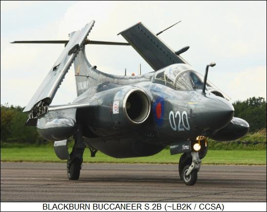 The Blackburn Buccaneer